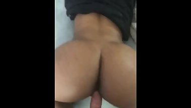 Step mom rides my dick