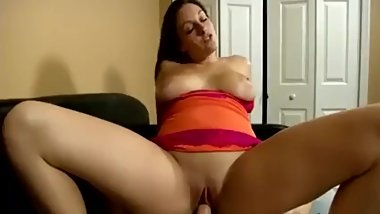Stepmom Affair - Stepmom Accidental Creampie
