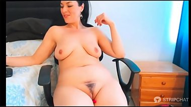 aunty so horny & sexy cunt #stripchat