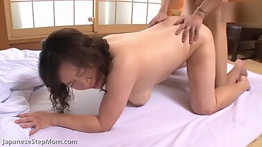 Japanese Step Moms Compilation 13