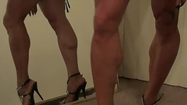 Sexiest Legs Will Make You Cum