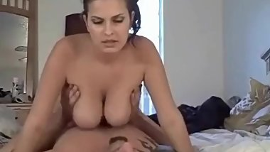 Rainy Day Sex With Amateur Couple and Fuck Again After