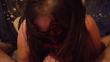 Masked Wife BJ